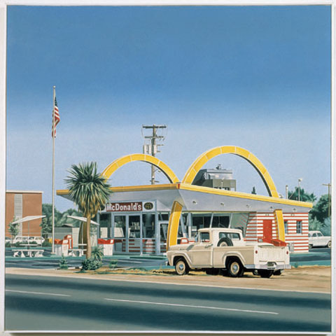 Mc Donald pik up 41x41 1970