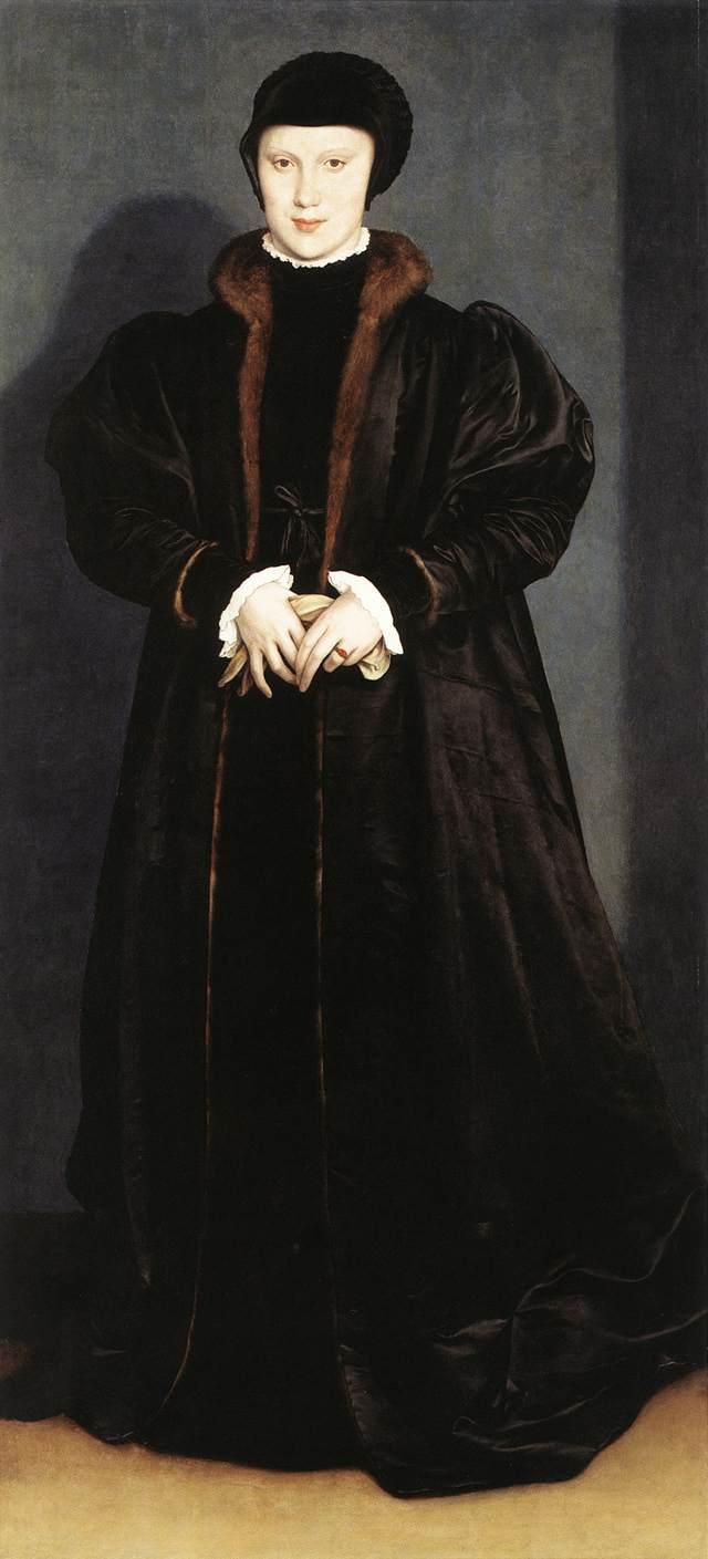 Christine de Danemark, duchesse de Milan