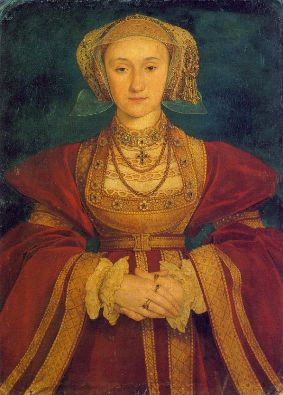 Holbein Anne de Cleves