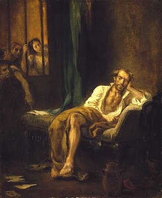 Delacroix Le Tasse
