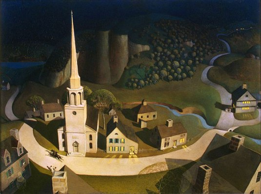 Grant Wood Paul Revere